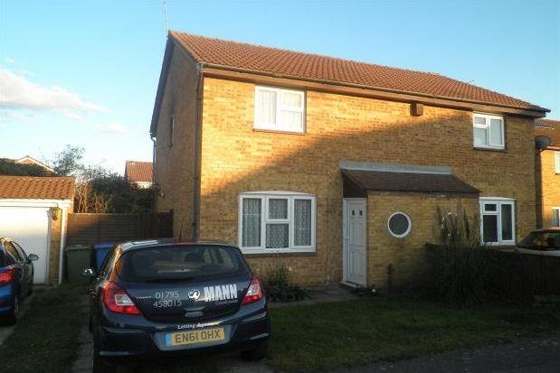 Thumbnail Property to rent in Hambrook Walk, Milton Regis, Sittingbourne