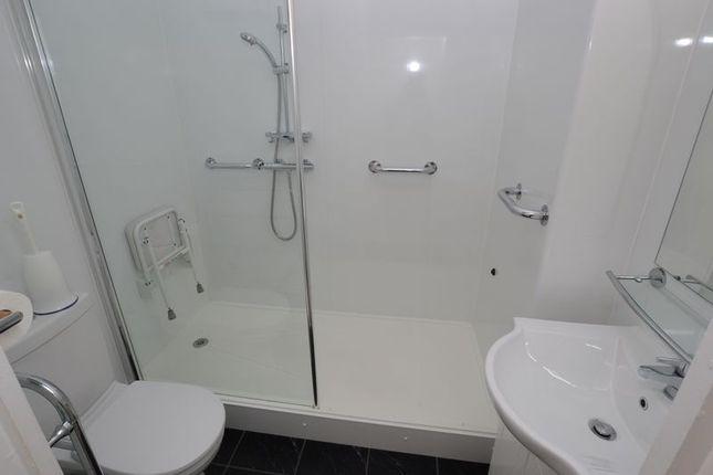 Shower Room of Hengist Court, Maidstone ME14