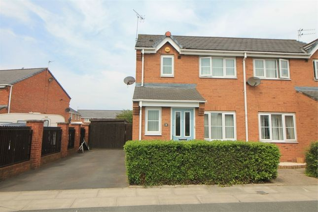 Thumbnail Semi-detached house for sale in Ash Road, Litherland, Merseyside