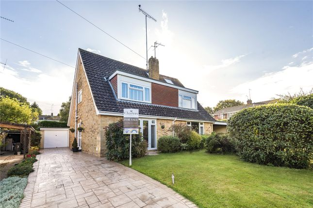 Thumbnail Semi-detached house for sale in Copse Close, North Baddesley, Southampton, Hampshire