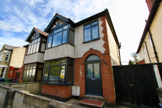 Thumbnail Semi-detached house to rent in St. Andrews Road, Cambridge