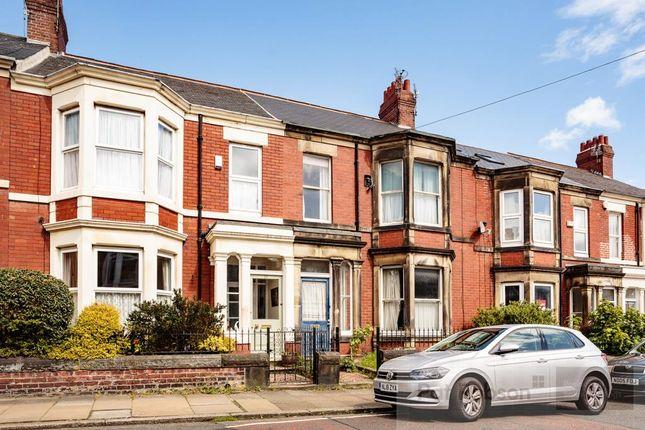 Thumbnail Terraced house to rent in Simonside Terrace, Heaton, Newcastle