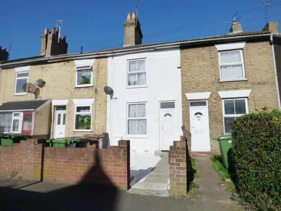 Front of Burghley Road, Millfield, Peterborough, Cambridgeshire PE1