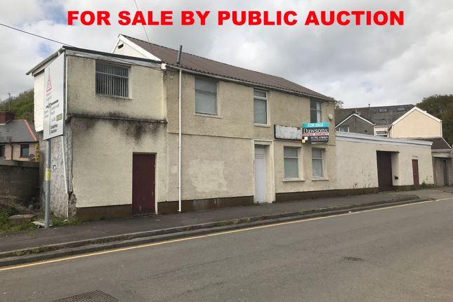 Thumbnail Light industrial for sale in Batavia Place, Neath