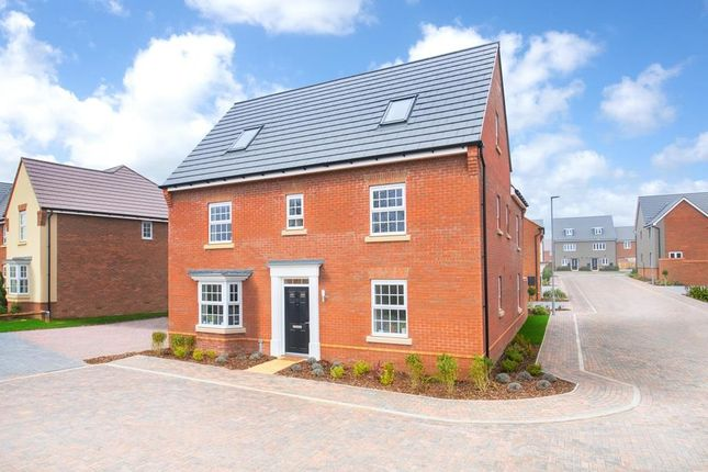 """Thumbnail Detached house for sale in """"Moreton"""" at The Avenue, North Fambridge, Chelmsford"""