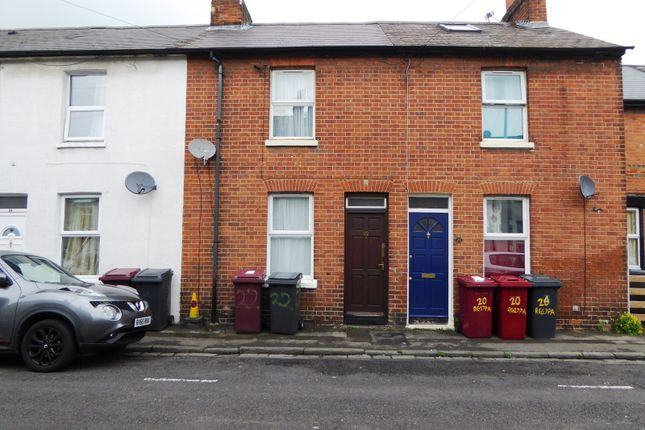 Thumbnail Terraced house for sale in Cambridge Street, Reading