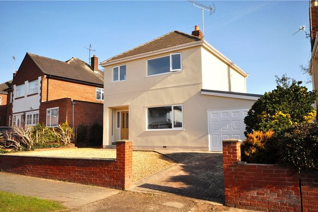 Thumbnail Detached house for sale in Queensway, Newton, Chester