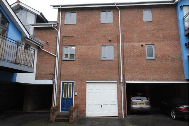 Thumbnail Property to rent in Bonhay Road, Exeter