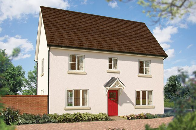 "Thumbnail Property for sale in ""The Spruce"" at Pixie Walk, Ottery St. Mary"