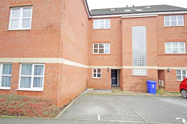 Thumbnail Terraced house to rent in Cherry Tree Gardens, Burton-On-Trent