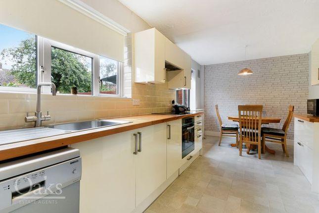 Kitchen of Coleridge Road, Croydon CR0