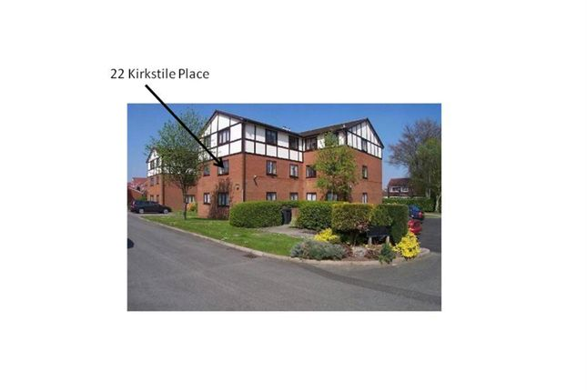 Thumbnail Flat to rent in Kirkstile Place, Swinton, Manchester