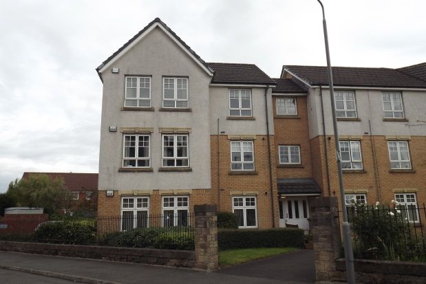 Thumbnail Flat to rent in George Laing Court, Stenhousemuir, Larbert