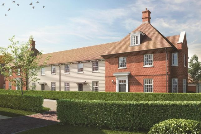 Thumbnail Link-detached house for sale in Westfield Lane, St. Osyth, Clacton On Sea, Essex