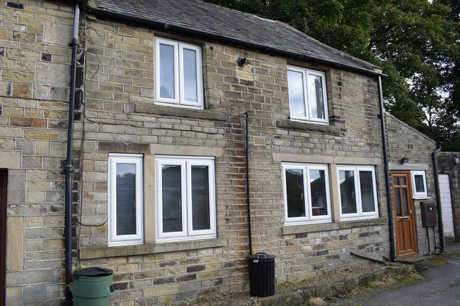 Thumbnail End terrace house to rent in Back Lane, Holmfirth