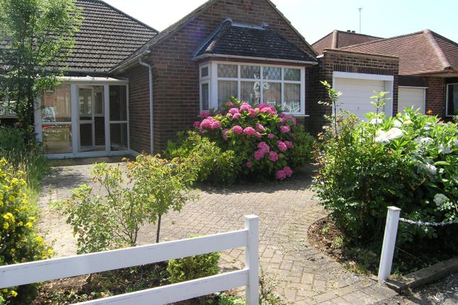 Thumbnail Bungalow to rent in Shelton Avenue, Warlingham