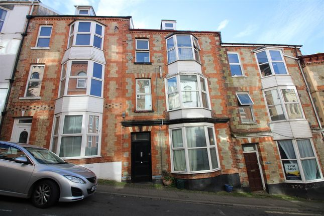 Thumbnail Flat to rent in Flat 1, 33 Oxford Grove, Ilfracombe