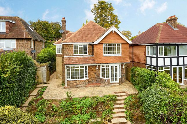 Thumbnail Detached house for sale in Sunnybank Close, Mayfield, East Sussex