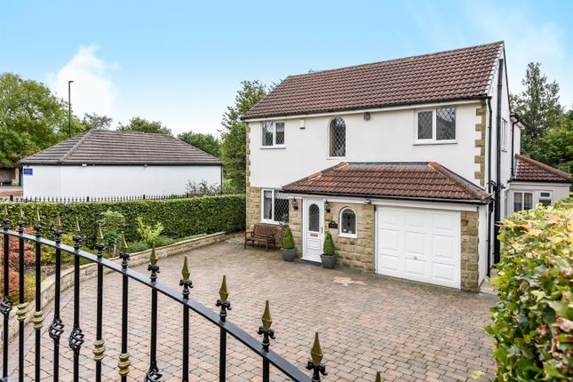 Thumbnail Detached house for sale in Wynmore Avenue, Bramhope, Leeds