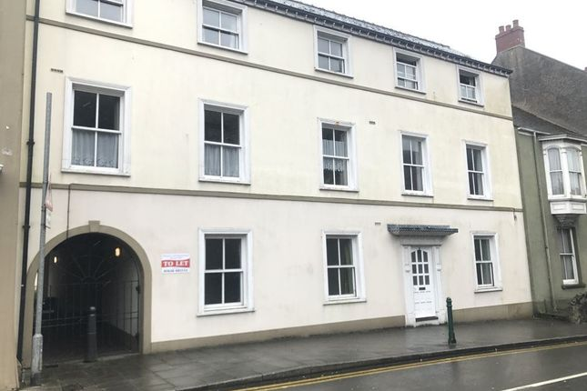 Thumbnail Flat to rent in Westgate Court, Pembroke, Pembrokeshire