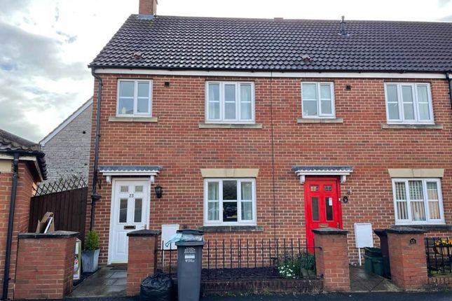 Thumbnail Property to rent in Walkers Drive, Weston Village, Weston-Super-Mare