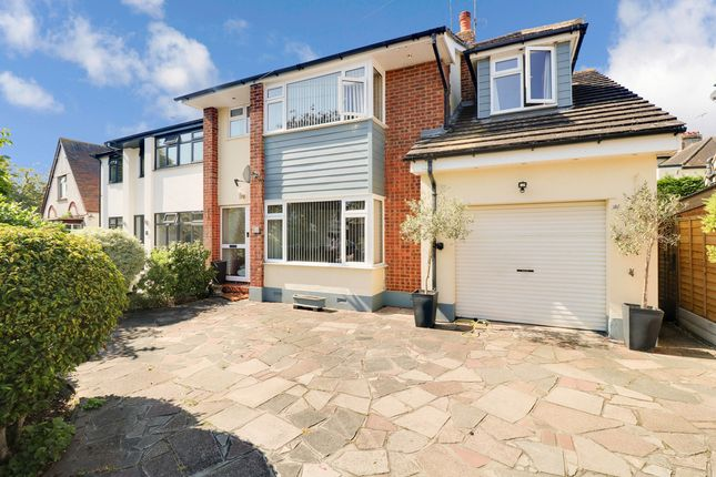 Thumbnail Semi-detached house for sale in Crescent Road, Leigh-On-Sea
