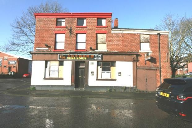Thumbnail Restaurant/cafe for sale in Aqueduct Street, Preston