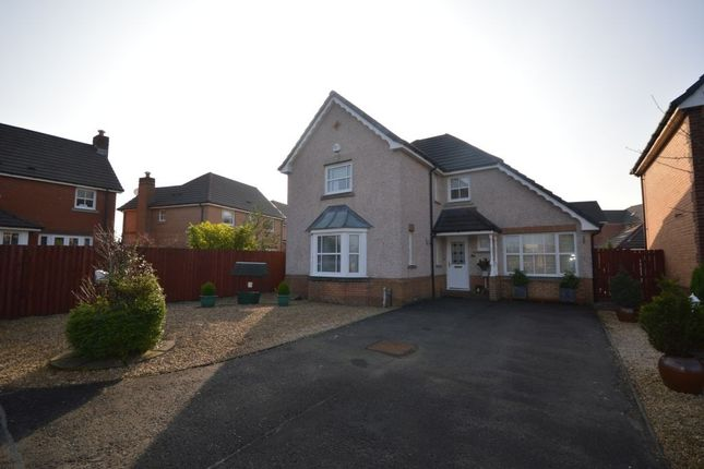 4 bed detached house for sale in Barrachnie Drive, Baillieston, Glasgow