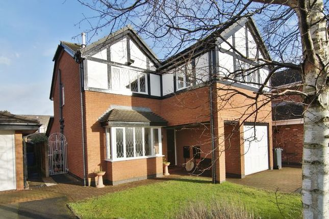 Thumbnail Detached house for sale in Richardson Close, Freckleton