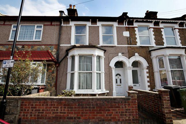 Thumbnail Terraced house for sale in Mornington Road, Bushwood Area