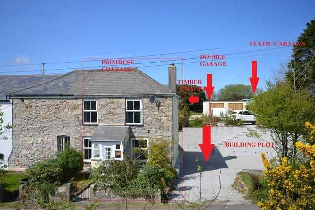 Thumbnail Semi-detached house for sale in Seleggan Hill, Redruth