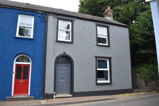 3 bed end terrace house for sale in School Terrace, Monkton, Pembroke SA71