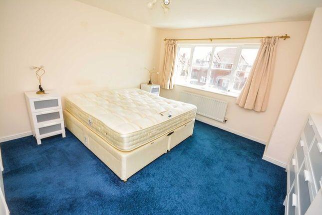 Bedroom One of Glan Rhymni, Pengham Green, Cardiff CF24