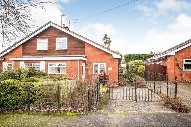 3 bed bungalow for sale in Halton Road, Chester CH2