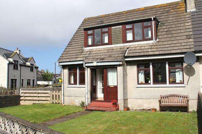 Thumbnail End terrace house for sale in Mansefield Road, Port Ellen