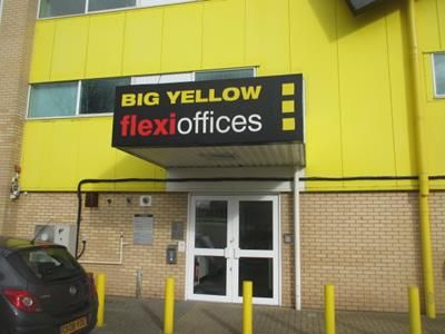 Office to let in Big Yellow Self Storage Cardiff, 65 Penarth Road, Cardiff