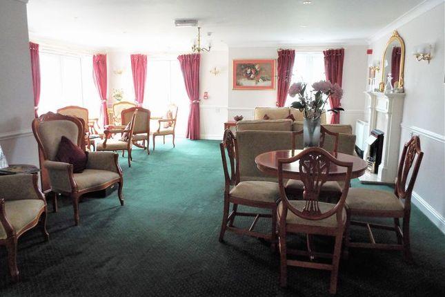 Communal Lounge of Grangeside Court, Brabourne Gardens, North Shields NE29