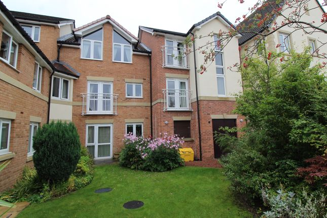 Thumbnail Flat to rent in Rowan Court, Long Street, Thirsk, North Yorkshire
