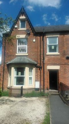 Thumbnail Semi-detached house to rent in Uttoxeter New Road, Derby