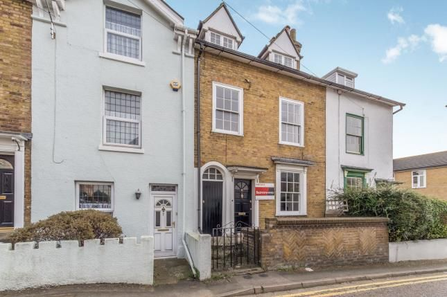 Thumbnail Terraced house for sale in Queen Anne Road, Maidstone, Kent, .