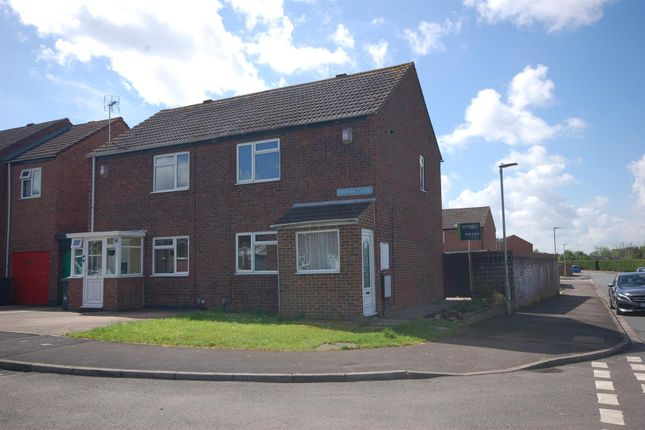 Thumbnail Semi-detached house for sale in Gimson Close, Tuffley, Gloucester