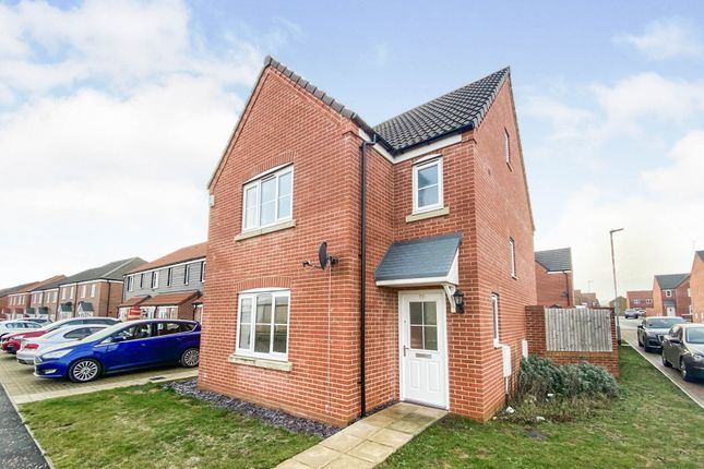 Thumbnail Detached house for sale in Maplesden Close, Oulton, Lowestoft
