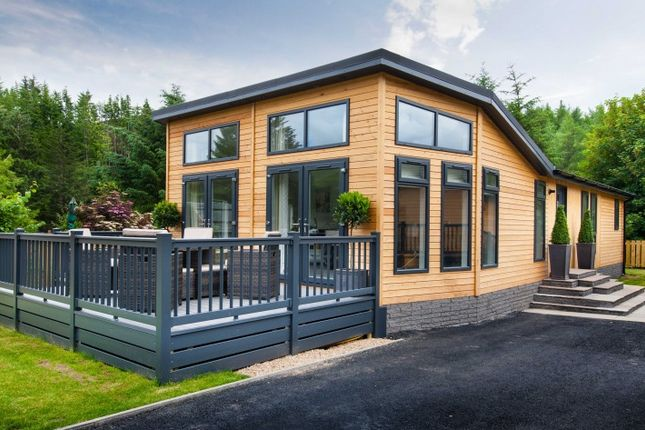 Thumbnail Lodge for sale in Glendevon Country Park, Clackmannan