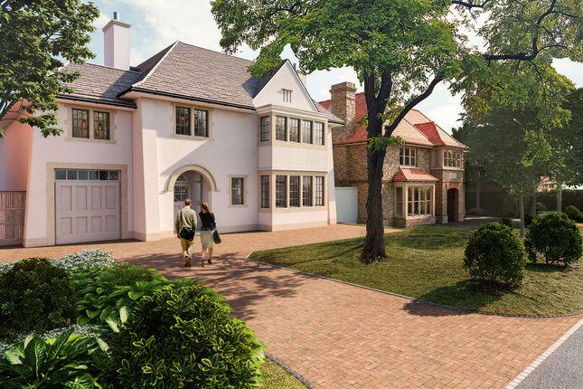Thumbnail Detached house for sale in Ellerton Road, Wimbledon Common