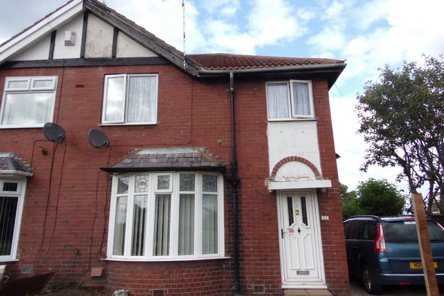 Thumbnail Semi-detached house for sale in Albion Terrace, Lynemouth, Morpeth