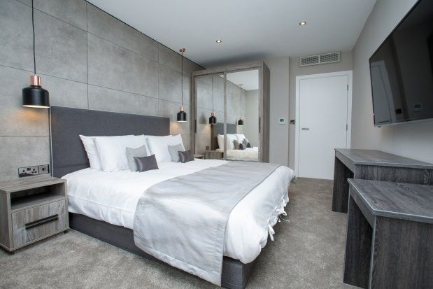 Thumbnail Flat to rent in Mansio Residence, 47 Park Square East, Leeds City Centre