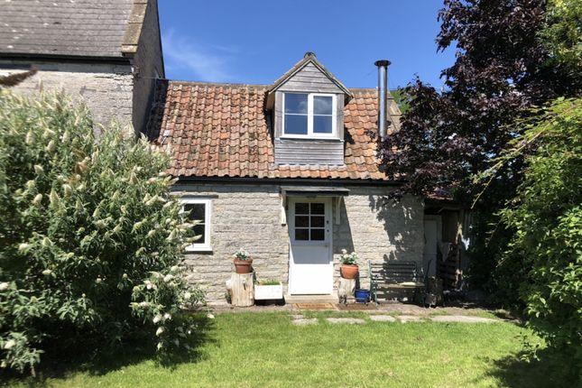 Thumbnail Cottage to rent in Hornblotton, Shepton Mallet