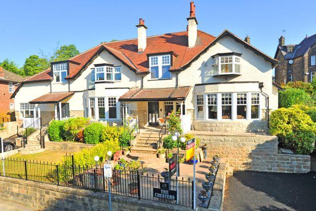 Thumbnail Semi-detached house for sale in Brunswick Drive, Harrogate