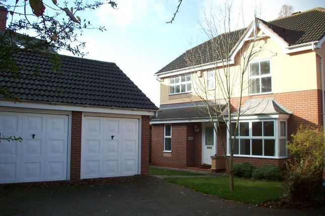 Thumbnail Detached house to rent in Melton Road, Syston
