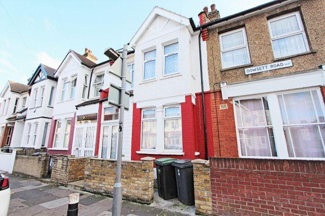 Thumbnail Terraced house for sale in Dowsett Road, London, London